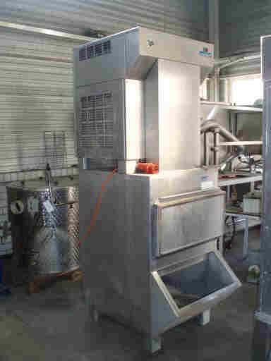 Льдогенератор чешуйчатого льда Weber WES500L